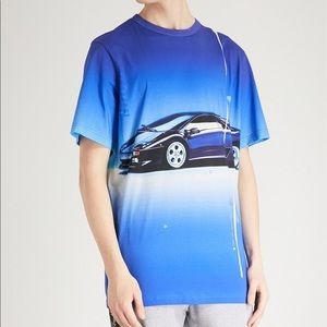 Blood Brother Car Print TShirt